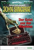 John Sinclair 2095 - Horror-Serie - Timothy Stahl - E-Book