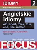 Angielskie idiomy. Zestaw 2 - Ewelina Zinkiewicz, Sławomir Zdunek - ebook