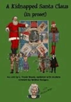 A Kidnapped Santa Claus - Lyman Frank Baum - ebook