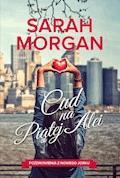 Cud na Piątej Alei - Sarah Morgan - ebook