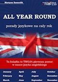 All Year Round. Porady Językowe na Cały Rok - Martyna Somerlik - ebook