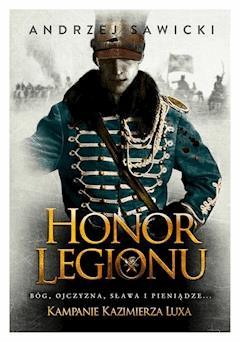 Honor Legionu - Andrzej Sawicki - ebook