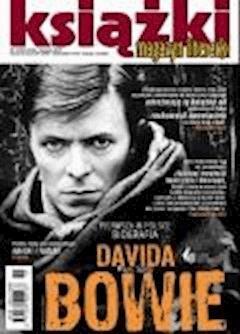 Magazyn Literacki KSIĄŻKI - nr 1/2013 (196) - Opracowanie zbiorowe - ebook