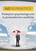 Podejście psychologiczne w prowadzeniu auditów - Irena Ochyra - ebook
