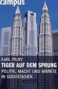 Tiger auf dem Sprung - Karl Pilny - E-Book