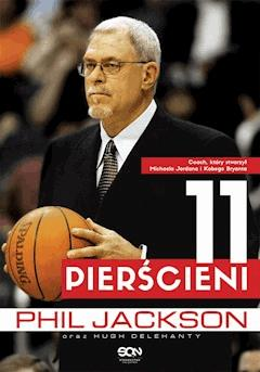 Phil Jackson. 11 pierścieni - Phil Jacskon - ebook