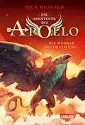 Die Abenteuer des Apollo 2: Die dunkle Prophezeiung - Rick Riordan - E-Book