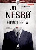 Łowcy głów - Jo Nesbo - audiobook