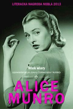 Wiek wiary - Alice Munro - ebook