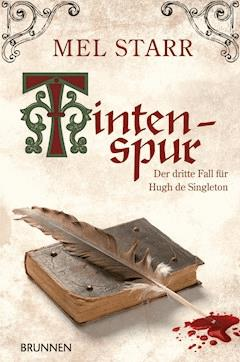 Tintenspur - Mel Starr - E-Book