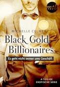Black Gold Billionaires - Es geht nicht immer ums Geschäft - 4-teilige erotische Serie - Jo Leigh - E-Book