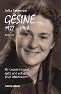 Gesine 1927 – 1948 - Jutta Schneider - E-Book