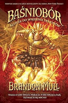 Baśniobór. Klucze do więzienia demonów - Brandon Mull - ebook