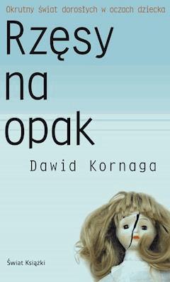 Rzęsy na opak - Dawid Kornaga - ebook