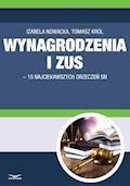 Wynagrodzenia i ZUS-15 najciekawszych orzeczeń SN - Izabela Nowacka, Tomasz Król - ebook