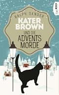 Kater Brown und die Adventsmorde - Ralph Sander - E-Book