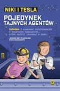 """Niki i Tesla. Pojedynek tajnych agentów - """"Science Bob"""" Pflugfelder, Steve Hockensmith - ebook"""
