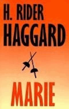 Marie - Henry Rider Haggard - ebook