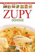 Zupy domowe. 150 znakomitych przepisów - Marta Krawczyk - ebook