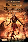 Die Kane-Chroniken 1: Die rote Pyramide - Rick Riordan - E-Book