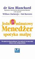 Jednominutowy Menedżer spotyka małpę - dr Ken Blanchard William Oncken Jr. Hal Barrows - ebook