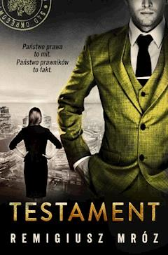 Testament - Remigiusz Mróz - ebook