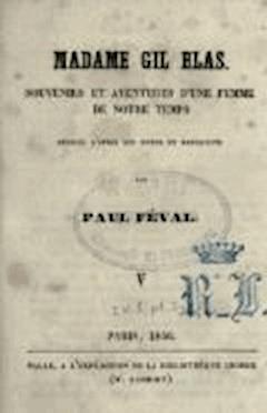 Madame Gil Blas - Paul Féval (père) - ebook