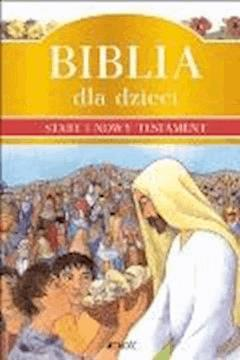 Biblia dla dzieci. Stary i Nowy Testament - Murray Watts - ebook