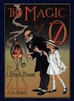 The Magic of Oz - Lyman Frank Baum - ebook