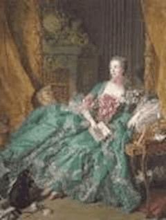 La Marquise de Pompadour - Michel Zévaco - ebook