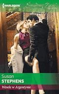 Wesele w Argentynie - Susan Stephens - ebook