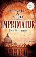 IMPRIMATUR - Roman 1: Die Schlange - Monaldi & Sorti - E-Book