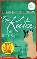 Die Katze, die rot sah - Band 4 - Lilian Jackson Braun - E-Book