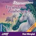 Sternenschweif 06 - Freunde im Zauberreich - Linda Chapman - Hörbüch
