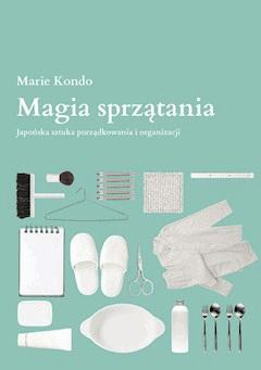 Magia sprzątania - Marie Kondo - ebook