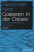 Galeeren in der Ostsee - Alexander Kent - E-Book