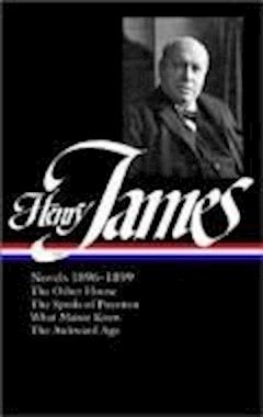 The Awkward Age - Henry James - ebook
