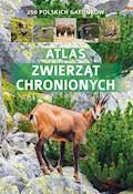 Atlas zwierząt chronionych - Jacek Twardowski - ebook