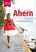 Dziękuję za wspomnienia - Cecelia Ahern - ebook