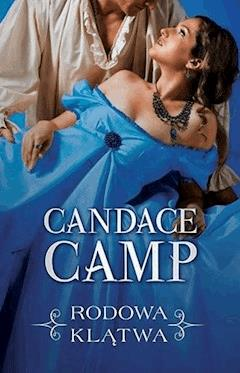 Rodowa klątwa - Candace Camp - ebook