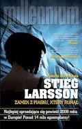 Millennium. Zamek z piasku, który runął - Stieg Larsson - ebook