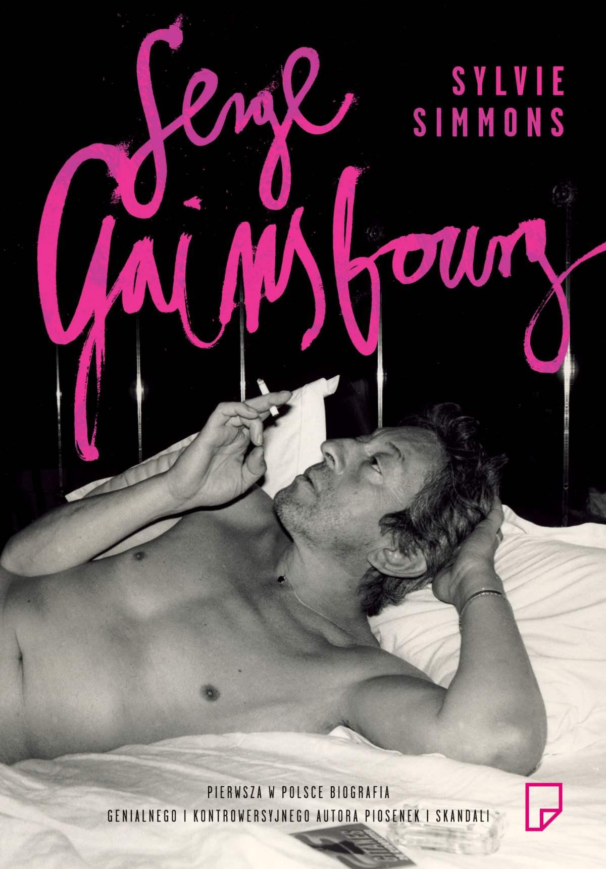 Serge Gainsbourg - Tylko w Legimi możesz przeczytać ten tytuł przez 7 dni za darmo. - Sylvie Simmons