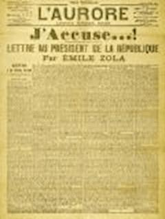 J'accuse - Emile Zola - ebook