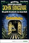John Sinclair - Folge 0641 - Jason Dark - E-Book
