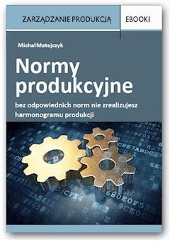 Normy produkcyjne - Romuald Wołk - ebook
