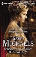 Wrogowie rodziny Redgrave'ów - Kasey Michaels - ebook