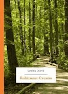 Robinson Crusoe - Defoe, Daniel - ebook