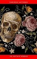 50 Gothic Works - Various Authors - ebook