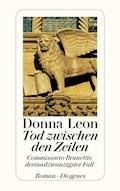 Tod zwischen den Zeilen - Donna Leon - E-Book + Hörbüch