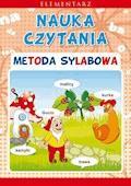Nauka czytania. Metoda sylabowa. Elementarz - Beata Guzowska - ebook